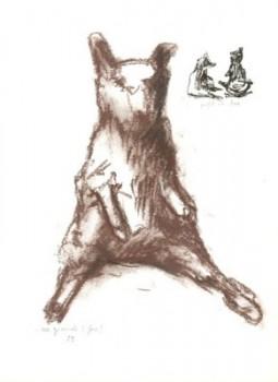 Dessins des bêtes – A4